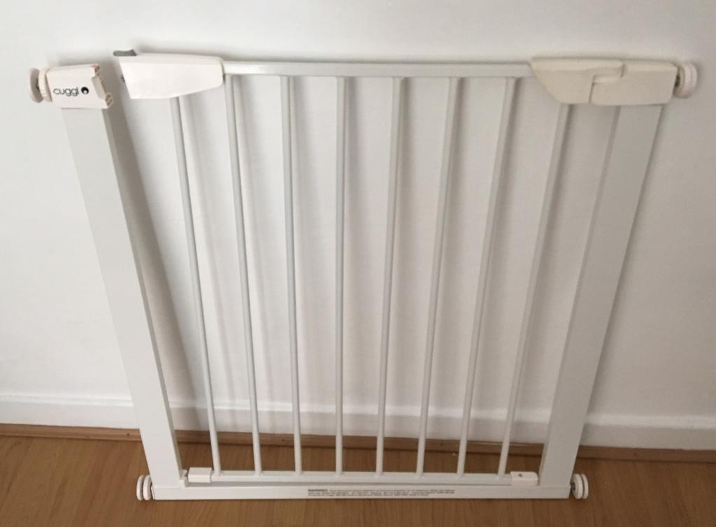For Sale Cuggl Pressure Fit Safety Baby Gate In Old Swan
