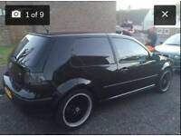 Volkswagon Golf 1.4 - Great First Car!