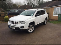 2011 Jeep Compass 2.2 CRD Sport Plus Station Wagon
