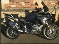 BMW R 1200 GS TE (2017) Only 2,672 miles. Full BMW service history