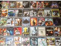 PLAYSTATION 3 PS3 GAMES 3 FOR £10 GTA 5 MINECRAFT FIFA 17 NEED4SPEED COD CALL OF DUTY BLACK OPS MW2