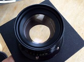 Large format Rodenstock Apo-Ronar 480mm f9 lf ens - A High quality glass for large format camera