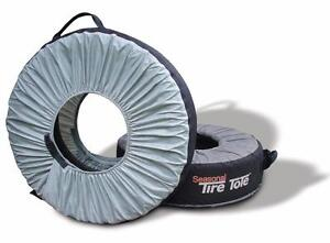 5 Star Rated Seasonal Tire Tote (Pack of 4) (22 - 31-inch tires)