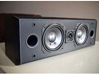JAMO CENTER 40 FRONT CHANNEL CENTRE STAGE SPEAKER FOR SURROUND SYSTEM