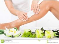 MALE and FEMALE WAXING Treatments by profesional therapist