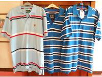 Men's Shirts - 2 x Musto (L & XL) and 1 x Alan Paine (L) - £18.00 Each