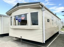 Stunning static caravan for sale sited in Essex