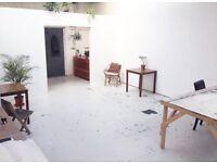 Multi-Use Studio Space in E1