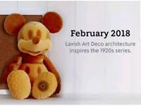Disney Mickey mouse memoeries sold out February plush