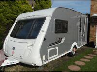 2008 Swift Conqueror 480 spacious 2 berth with Motor Mover £7400 ono Excellent condition