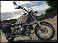 BMW MOTORCYCLE R1200C - MODERN CLASSIC COLLECTABLE - JAMES BOND BIKE