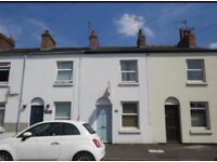 Two bed terrace house with a garden