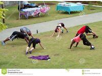 Fitness training northampton