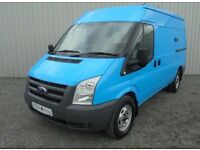 *BARGINE*CHEAP VAN*2010 FORD TRANSIT HIGH ROOF-MWB- NOT MERCEDES SPRINTER VW CRAFTER VAUXHALL VIVARO