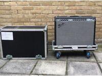 Fender Twin Reverb w/ Flight Case