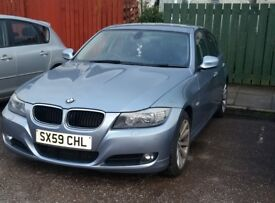 2009 BMW 3 SERIES 2.0 318D BUSINESS EDITION