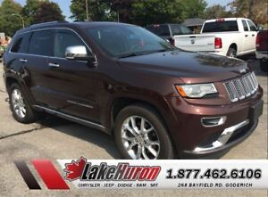 2014 Jeep Grand Cherokee Summit *ONE OWNER*