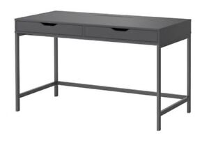 "IKEA ""ALEX"" Grey Desk"