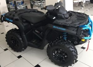 2016 Can Am Max XT , Financing and 4 year warranty