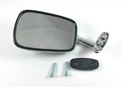 Honda Left Hand Side Replacement Mirror Chrome GL 1100 1200 Gold Wing NEW