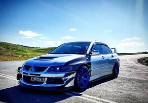 MITSUBISHI EVO EVOLUTION 8 TURBO JAP SPEC Fyshwick South Canberra Preview