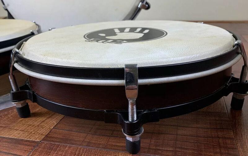 Professional Plenera Hand Drum, Requinto Deluxe Drum Double Rim. Puerto Rico P11