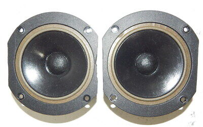 """Vifa K10MD-19-08 4"""" MIDRANGES PAIR used in jbl and thiel speakers for sale  Shipping to South Africa"""