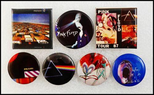 Pink Floyd Lot Of 7 80