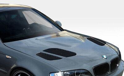 Universal GTR Hood Duraflex Vent Scoop Ducts!!! -