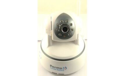 Near new condition Perma child safety IP camera