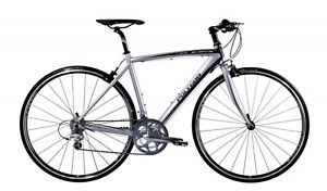 Polygon-Helios-F300-Flat-Bar-Road-Bike-Shimano-Sora-Tiagra-Carbon-Fork-NEW