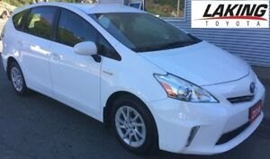 "2014 Toyota Prius v HYBRID """"FUEL EFFICIENT and EXTENDED WARRANT"
