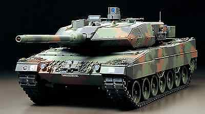TAMIYA 1/16 R/C tank series No.19 Leopard 2A6 full operation set 56019