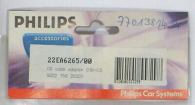 Philips Adapterkabel für Autoradio 22EA6263/00 CD Cable Adapter C10-C3 neu Philips Auto Adapter