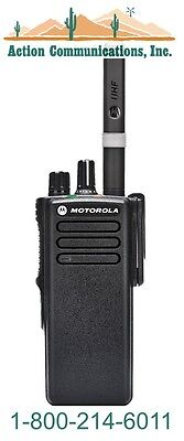 New Motorola Xpr 7350 Vhf 136-174 Mhz 5 Watt 32 Ch Non-display 2-way Radio