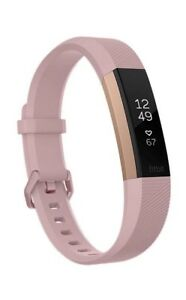Fitbit ALTA HR - rose gold - small