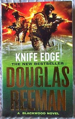 KNIFE EDGE, Douglas Reeman, UK pb 2006 (9780099436294)