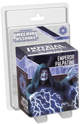 Star Wars Imperial Assault - Emperor Palpatine Villain Pack