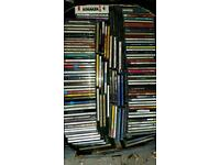 JOB LOT OF CD'S APPROX 100 IDEAL FOR CAR BOOT SALES