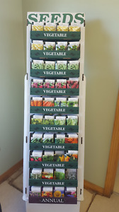 IN STOCK:  Vegetable Seed, Fertilizer, Lime and Lawn Seed