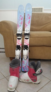 Ski's And Boots (up to 7 years old?)