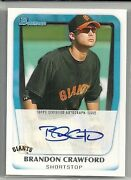 Brandon Crawford Bowman Auto