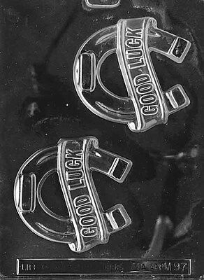 HORSE SHOE GOOD LUCK CHOCOLATE CANDY MOLD HOEDOWN DANCE PARTY FAVORS - Hoedown Party