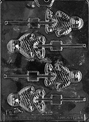 MUMMY LOLLY POPS Chocolate Candy molds halloween cupcake toppers - Halloween Mummy Cupcakes