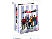 Big bang dvd boxset