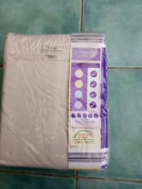 Double bed size flannelette sheet set