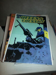 Queen and Country #1-30 + Declassified Greg Rucka Oni Press
