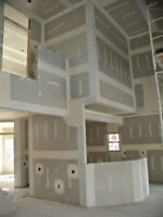 Framing and drywall services.