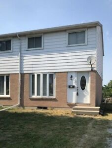 Fully Renovated 3 Bedroom 2 Bath Semi for Rent