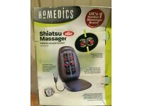 homedics shaitsu massager